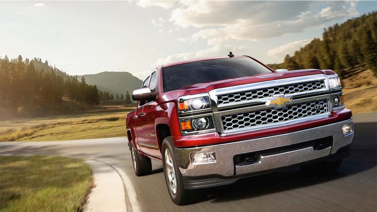 Pre-owned Chevrolet Trucks